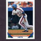 1993 Topps Baseball #672 Kevin Bass - New York Mets