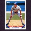 1993 Topps Baseball #620 Todd Benzinger - Los Angeles Dodgers
