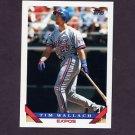 1993 Topps Baseball #570 Tim Wallach - Montreal Expos