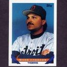 1993 Topps Baseball #567 Mark Carreon - Detroit Tigers