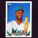 1993 Topps Baseball #516 Alex Arias - Florida Marlins