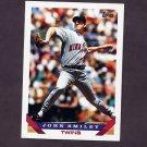 1993 Topps Baseball #363 John Smiley - Minnesota Twins