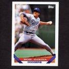 1993 Topps Baseball #338 Bob Ojeda - Los Angeles Dodgers
