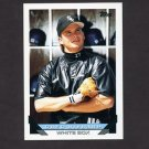 1993 Topps Baseball #313 Greg Hibbard - Chicago White Sox