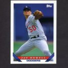 1993 Topps Baseball #311 Jay Howell - Los Angeles Dodgers