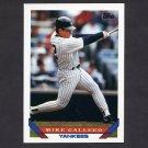 1993 Topps Baseball #287 Mike Gallego - New York Yankees