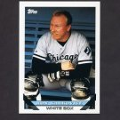 1993 Topps Baseball #286 Ron Karkovice - Chicago White Sox