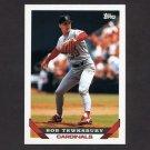 1993 Topps Baseball #285 Bob Tewksbury - St. Louis Cardinals