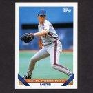 1993 Topps Baseball #271 Wally Whitehurst - New York Mets