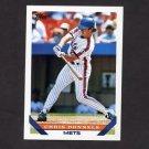 1993 Topps Baseball #238 Chris Donnels - New York Mets