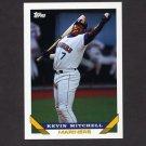 1993 Topps Baseball #217 Kevin Mitchell - Seattle Mariners