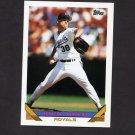 1993 Topps Baseball #212 Rick Reed - Kansas City Royals