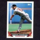 1993 Topps Baseball #149 Rheal Cormier - St. Louis Cardinals