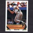 1993 Topps Baseball #115 Robby Thompson - San Francisco Giants