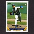 1993 Topps Baseball #096 Russ Swan - Seattle Mariners