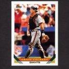 1993 Topps Baseball #091 Craig Colbert - San Francisco Giants