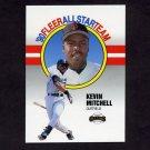 1990 Fleer Baseball All-Stars #06 Kevin Mitchell - San Francisco Giants