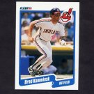 1990 Fleer Baseball #496 Brad Komminsk - Cleveland Indians