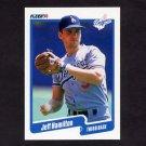 1990 Fleer Baseball #396 Jeff Hamilton - Los Angeles Dodgers