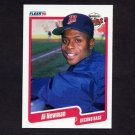 1990 Fleer Baseball #382 Al Newman - Minnesota Twins