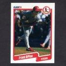 1990 Fleer Baseball #249 Frank DiPino - St. Louis Cardinals