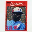 1990 Donruss Baseball Bonus MVP's #BC07 Tim Raines - Montreal Expos