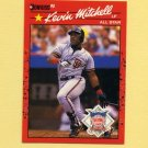 1990 Donruss Baseball #715B Kevin Mitchell AS - San Francisco Giants