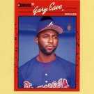 1990 Donruss Baseball #713 Gary Eave RC - Atlanta Braves