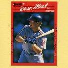 1990 Donruss Baseball #691 Beau Allred RC - Cleveland Indians