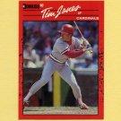 1990 Donruss Baseball #686 Tim Jones - St. Louis Cardinals