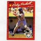 1990 Donruss Baseball #683B Kirby Puckett AS - Minnesota Twins