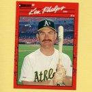 1990 Donruss Baseball #675 Ken Phelps - Oakland A's