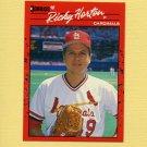 1990 Donruss Baseball #666 Ricky Horton - St. Louis Cardinals