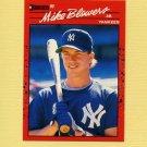 1990 Donruss Baseball #656 Mike Blowers RC - New York Yankees