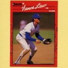 1990 Donruss Baseball #629 Vance Law - Chicago Cubs