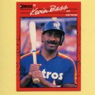1990 Donruss Baseball #589 Kevin Bass - Houston Astros