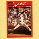 1990 Donruss Baseball #580 Mike Witt - California Angels