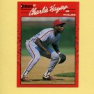 1990 Donruss Baseball #548 Charlie Hayes - Philadelphia Phillies