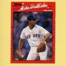 1990 Donruss Baseball #280 Mike Boddicker - Boston Red Sox