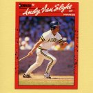 1990 Donruss Baseball #244 Andy Van Slyke - Pittsburgh Pirates