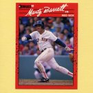 1990 Donruss Baseball #240 Marty Barrett - Boston Red Sox