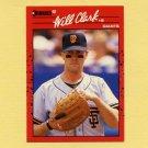 1990 Donruss Baseball #230 Will Clark - San Francisco Giants ExMt
