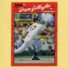 1990 Donruss Baseball #219 Dave Gallagher - Chicago White Sox