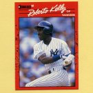 1990 Donruss Baseball #192 Roberto Kelly - New York Yankees