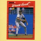 1990 Donruss Baseball #183 Bruce Hurst - San Diego Padres