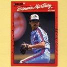 1990 Donruss Baseball #156 Dennis Martinez - Montreal Expos