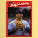 1990 Donruss Baseball #155 Wally Backman - Minnesota Twins