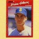 1990 Donruss Baseball #143 Brian Holman - Seattle Mariners