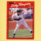 1990 Donruss Baseball #140 Robby Thompson - San Francisco Giants
