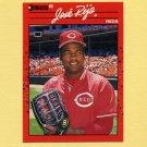 1990 Donruss Baseball #115 Jose Rijo - Cincinnati Reds